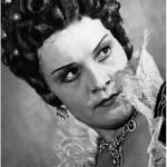 Екатерина Мокиенко. Елизавета в «Марии Стюарт». 1967