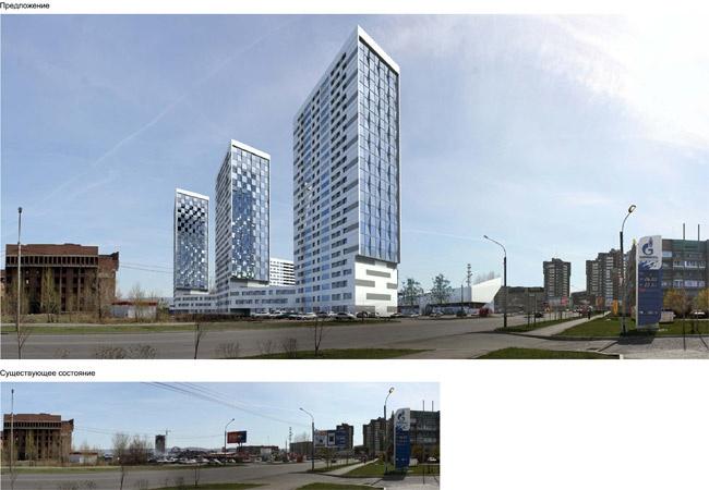 Архитектурный проект «Новая Взлётка»