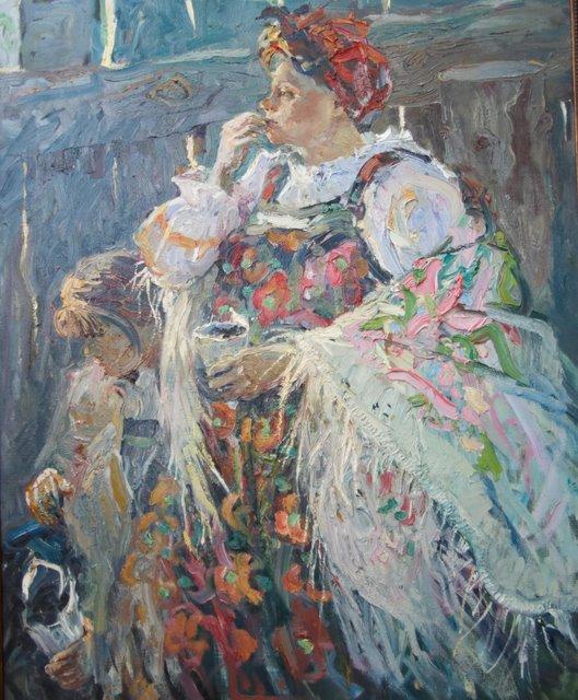 Семечки, 2005 г. Лидия Селезнева
