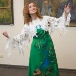Солистка ансамбля «КрасА» Ирина Шульгина