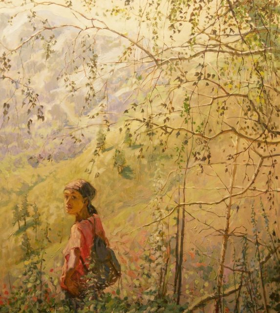 Мой Алтай. 2004 г. Лидия Селезнева