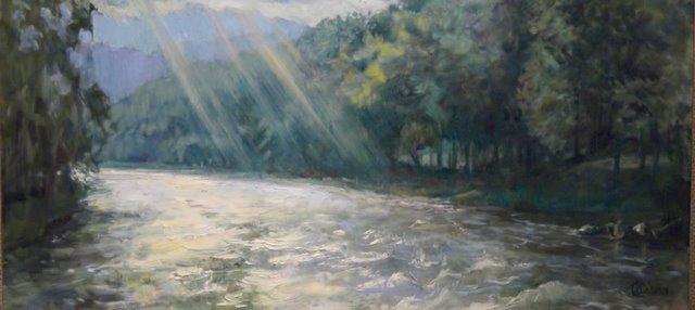 Картина Лидии Селезневой