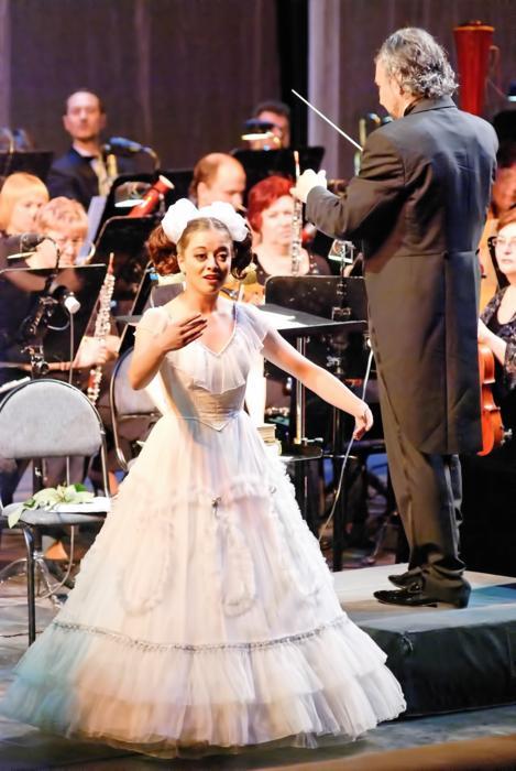 «Парад звёзд» в Оперном