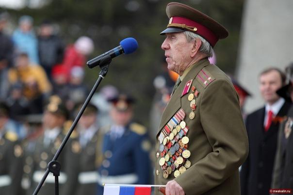 9 мая 2011 г. в Красноярске