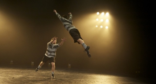 Дань танца искусству футбола