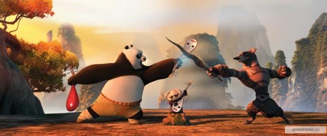 «Кун-фу панда 2»