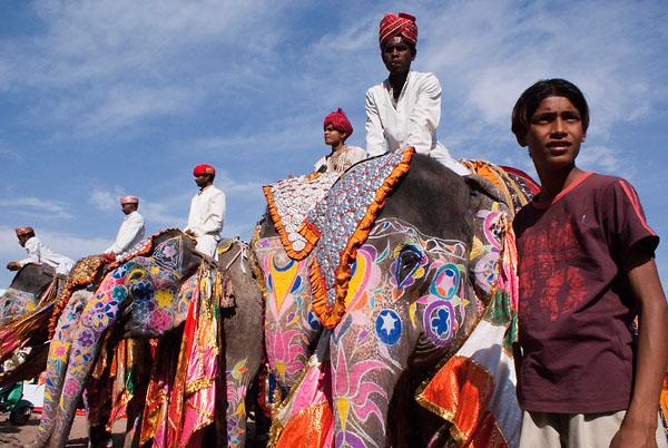 Едем в Индию