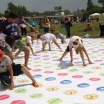 Игры с организаторами на «Зелёном»