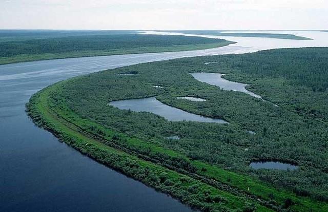 Енисей. Фото с сайта sunhome.ru
