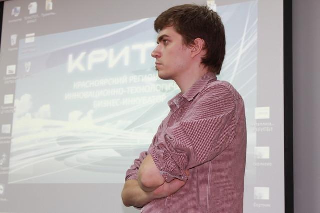Кабанов подумывает о переезде в Красноярск.