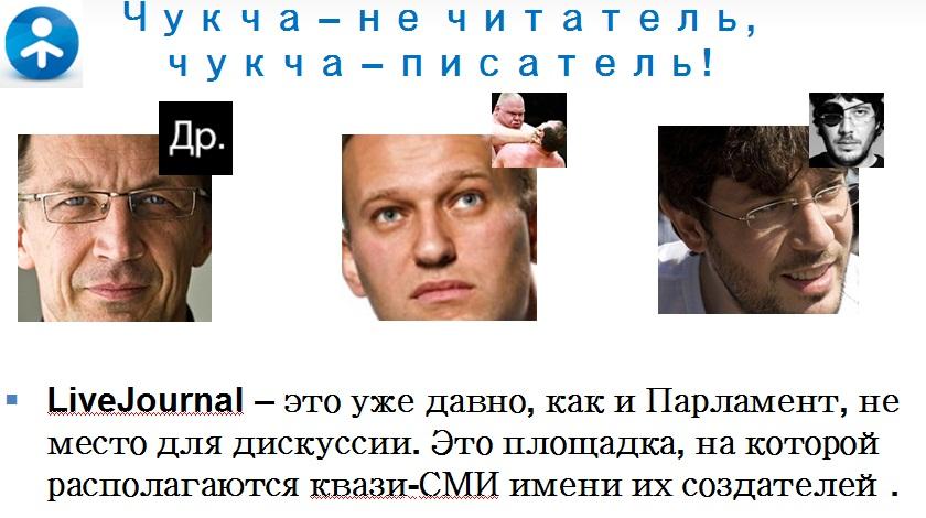 Из презентации Дениса Терехова