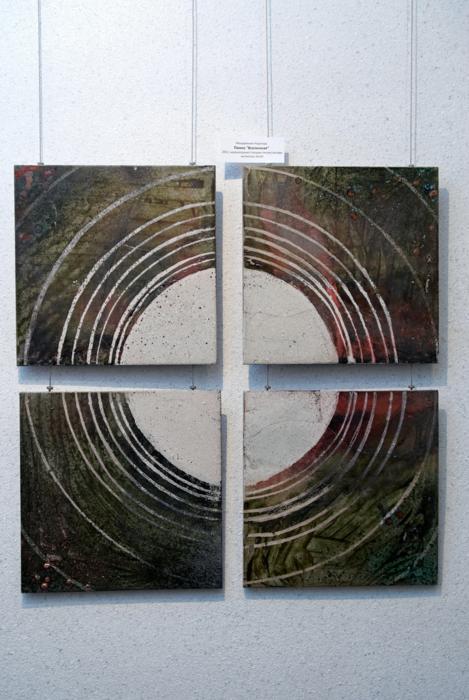 Выставка «Дары огня»