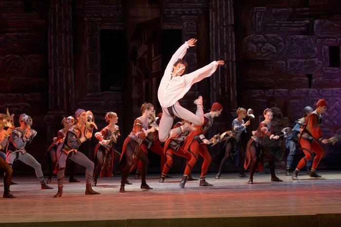 Красноярский театр оперы и балета