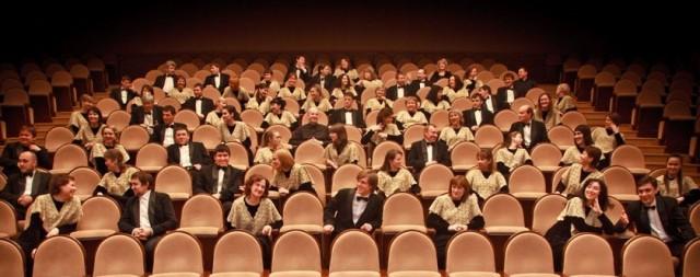 Красноярский филармонический русский оркестр