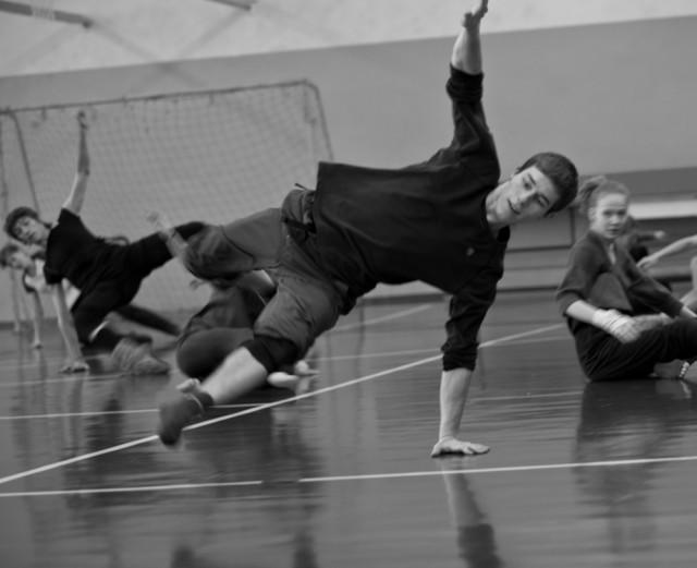 Мастер-класс Александра Любашина в Красноярске