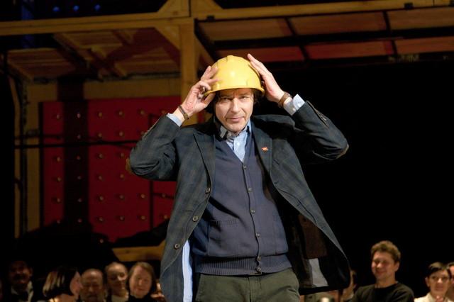 """Олег Рыбкин: """"К ремонтным работам готов!"""""""