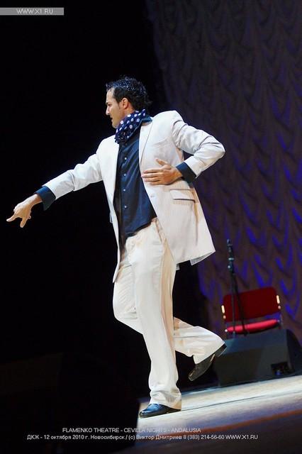 Театр фламенко «ANDALUCIA» (Испания)