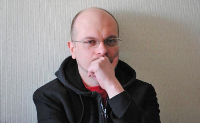 Режиссер Алексей Крикливый