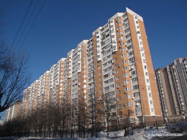 Крылатское – один из лучших спальных районов столицы.