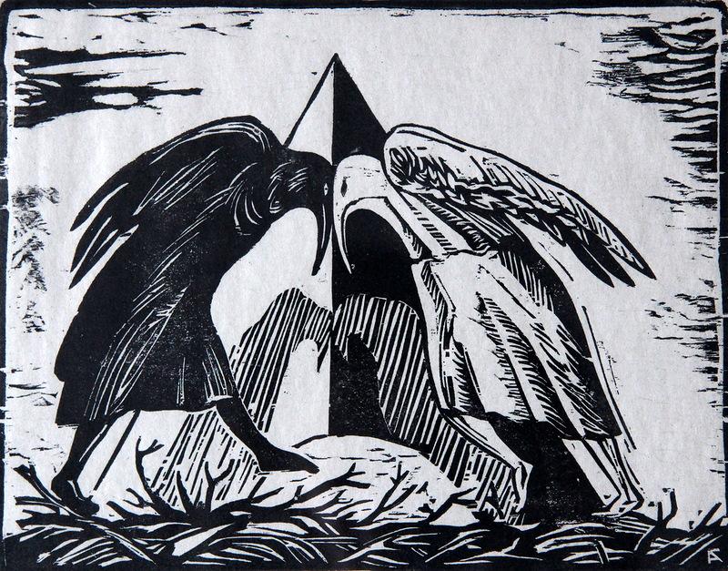 Графика Анны Гирич