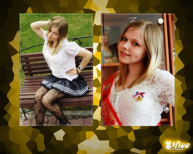 Оля «Перона»Степанова, 15 лет, г. Красноярск