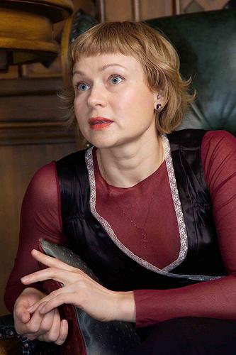 Татьяна Баганова