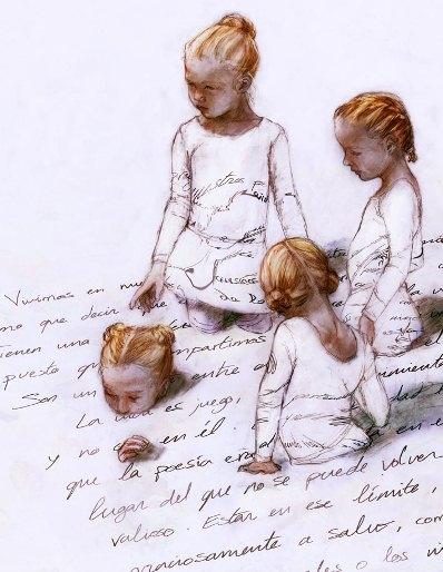Creatures_of_literature_by_Trixis. Картинка http://beatrizmartinvidal.deviantart.com/