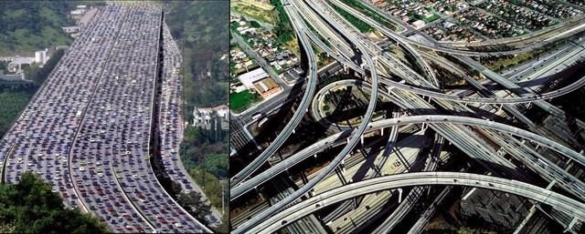 Транспортная инфраструктура Лос-Анджелеса
