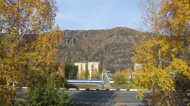 Вот так чудесно Дивногорск выглядел вчера. Разве не хочется жить рядом с такой красотой?