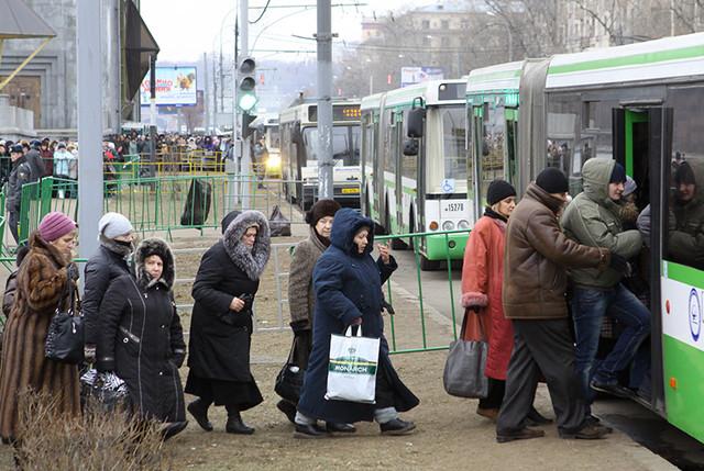 Многие жители городов ежедневно сталкиваются с дискомфортом при движении на работу и обратно