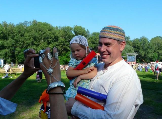 Вдохновитель фестиваля в Шушенском Андрей Катаев