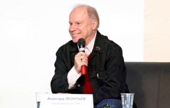 Народный артист России Авангард Леонтьев