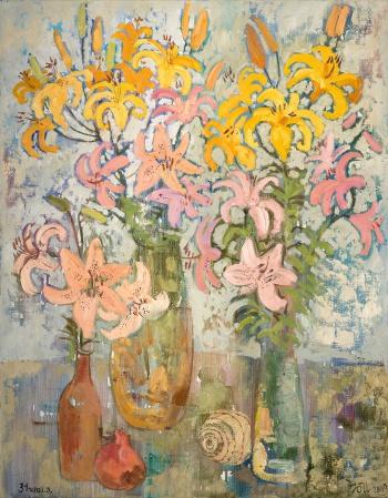 Цветы Юлии Ивановой
