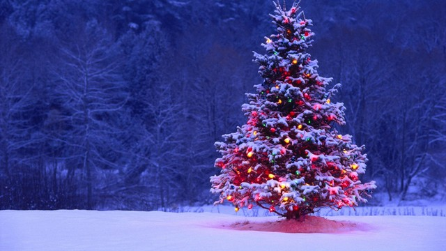 Новый год к нам мчится :)