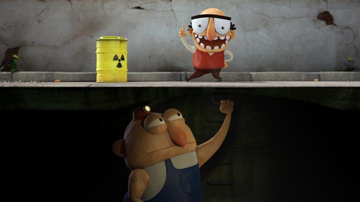 Герр Хопп и ядерные отходы
