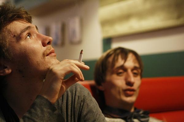 Константин Новиков и Алексей Акимов, фото - Юлия Кукарских
