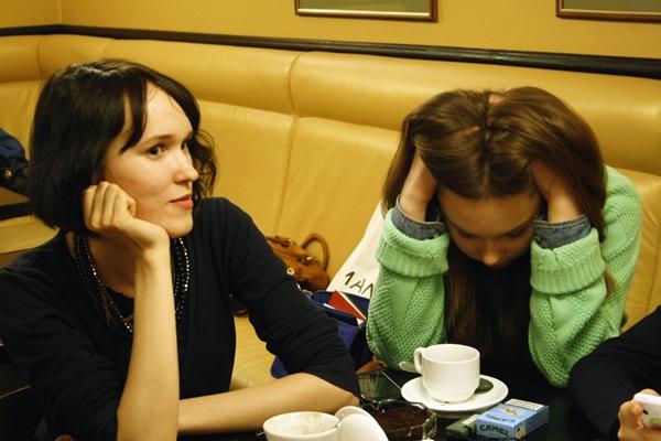 """Мария Панихина и Ангелина Бурлюк: """"Это очень сложный вопрос..."""""""