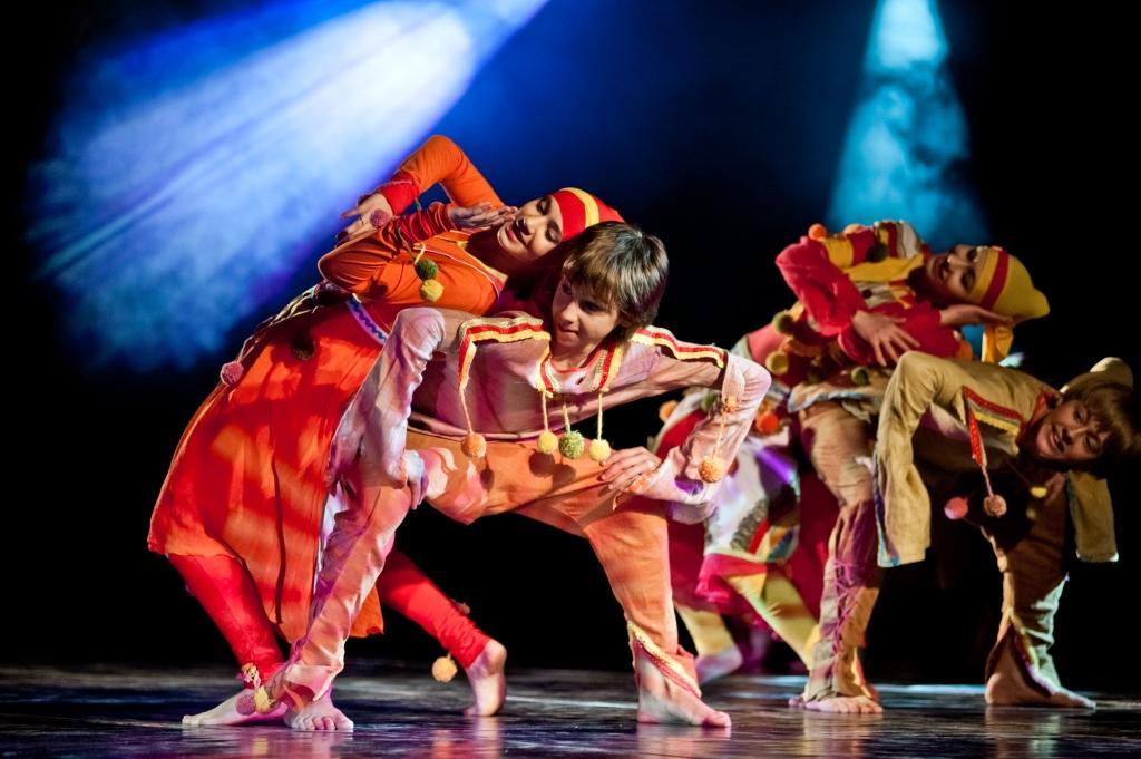 Ансамбль современного танца «Ракета» (Нижний Новгород)
