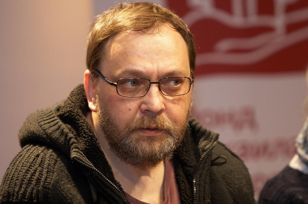Драматург Михаил Угаров