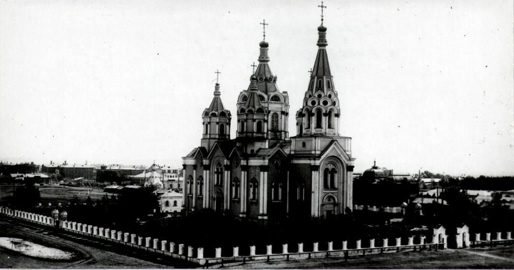Иллюстрация к лекции о строительстве храмов в Красноярске