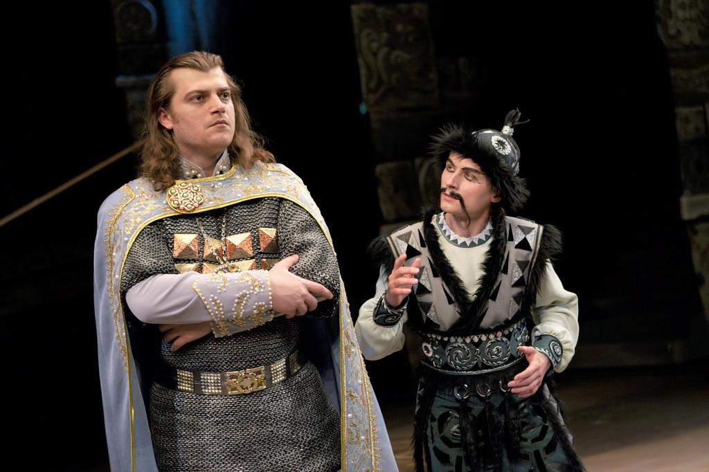 Князь Игорь в красноярском оперном