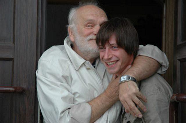 Петр Фоменко и Кирилл Пирогов