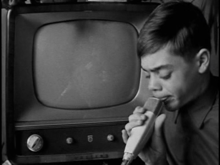 Герман Слобб, слепой ребенок, вторая часть (1966)