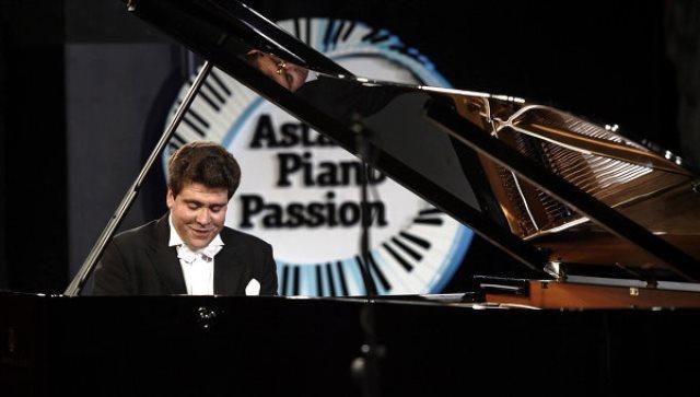 На фестивале Astana Piano Passion