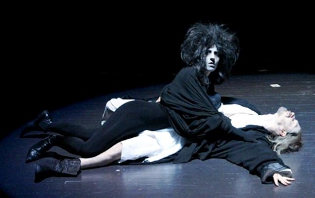 «Триптих». Ведьма — Моника Санторо