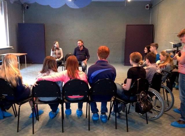 Вячеслав Дурненков и Мария Зелинская проводят  ClassAct в Красноярске