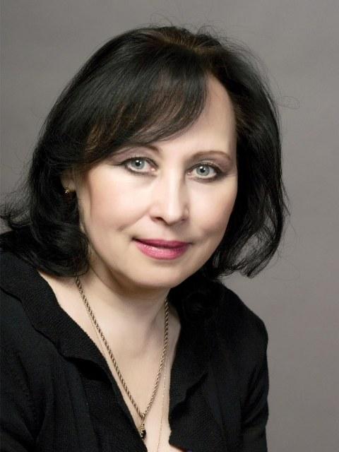 Народная артистка России Ирина Долженко