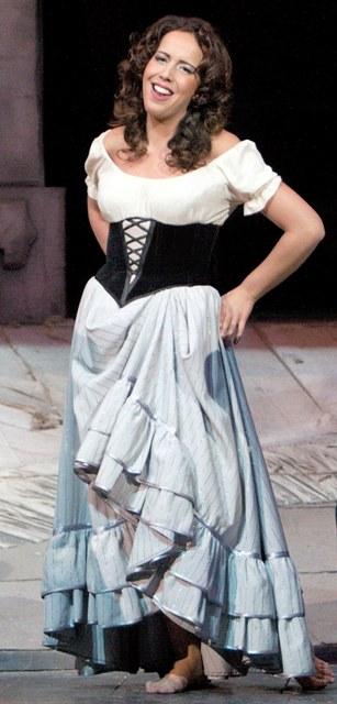 Кармен - в опере «Кармен»