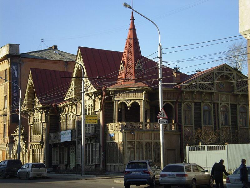 Красноярский литературный музей