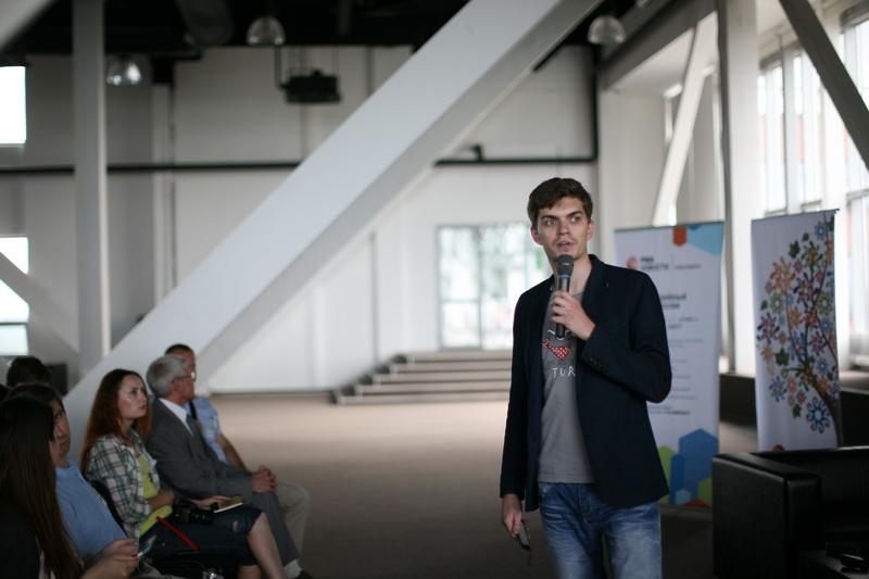 Отец-основатель. Фото: Майя Шелковникова / novoblogica.ru.